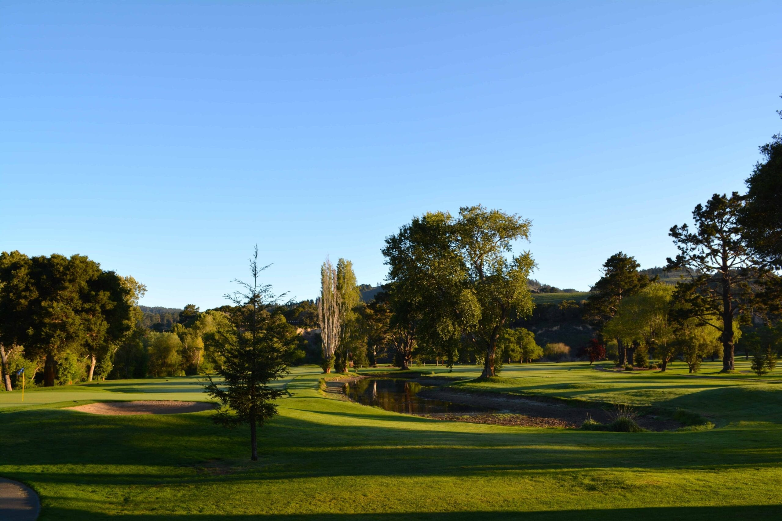 Golf in Monterey County at Quail Lodge