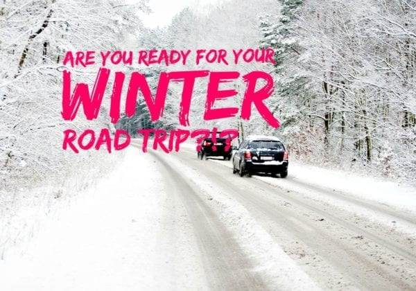 winter road trips