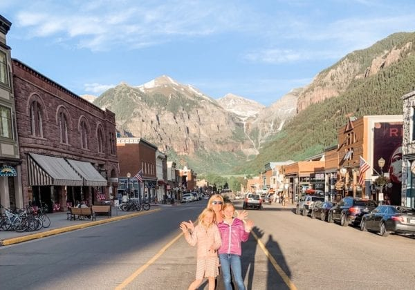 Things to do in the summer in Telluride