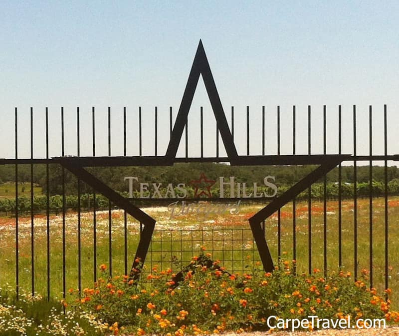 Texas Hill Country Wineries not to miss: Texas Hills Vineyard