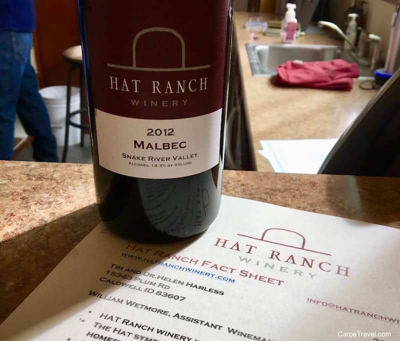 Pioneering the great new frontier of the Idaho wine industry - Interview with a Winemaker: Tim Harless, Hat Ranch Winery