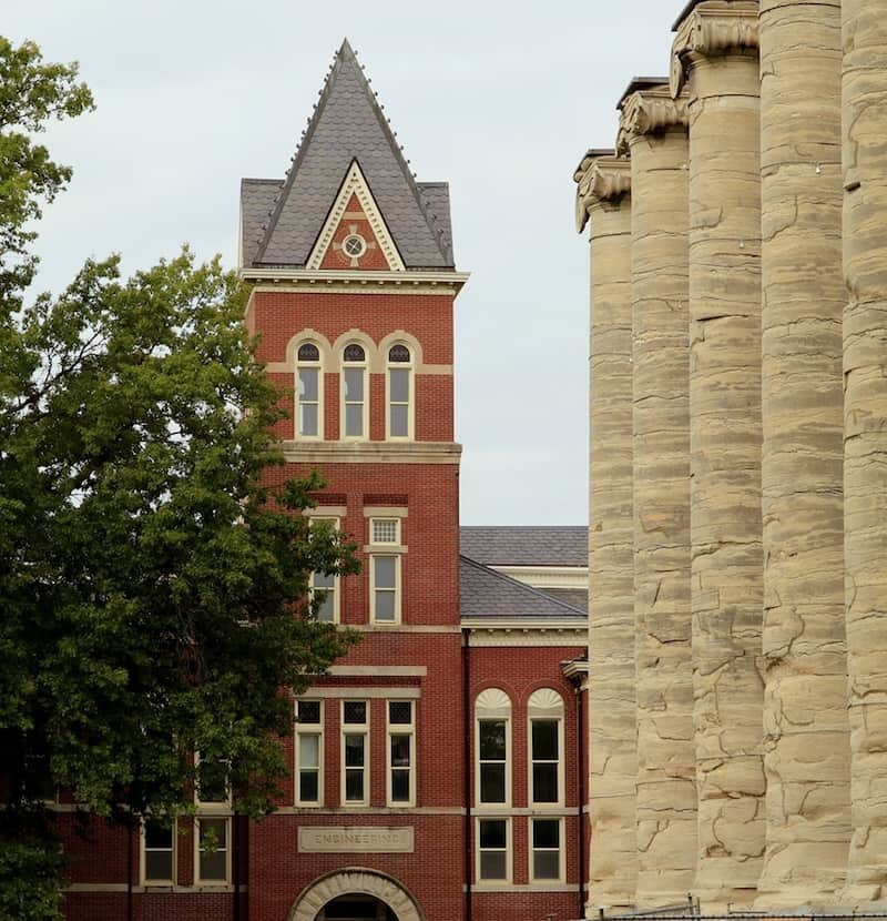 University of Missouri is one of the many fun things to see and do in Columbia, MO