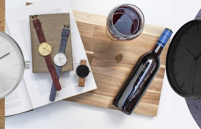 The Wine Watch - One of the ultimate gifts for wine lovers