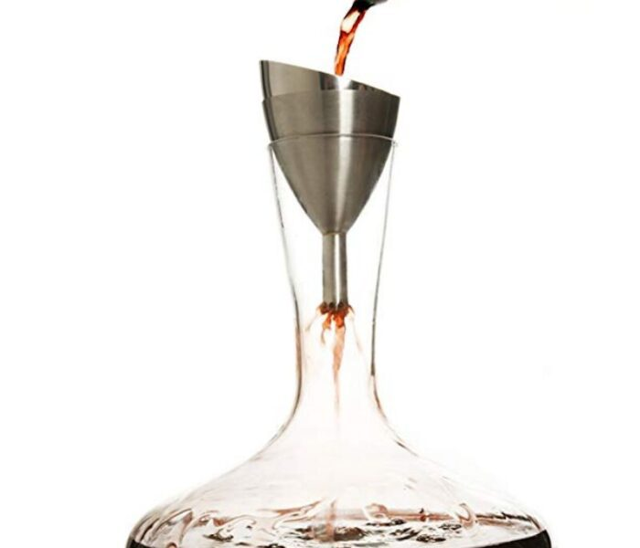 Gift Guide for Wine Lovers - Wine Aerator