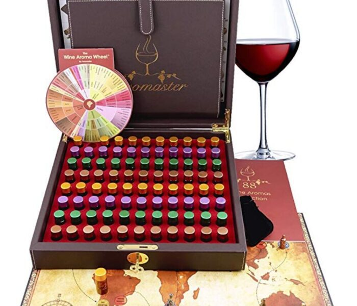 Gift Guide for Wine Lovers - Aroma Testing Kit
