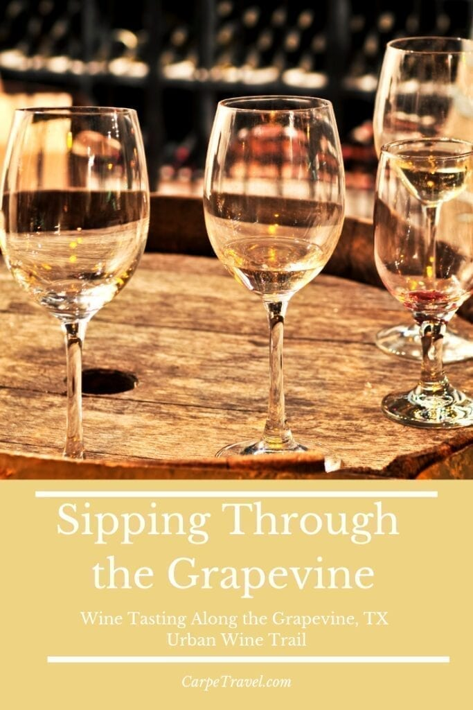 Visiting wineries in Grapevine, TX? Check this guide for information on the Grapevine Urban Wine Trail. This is one of the top things to do in Grapevine!