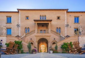 Allegretto Vineyard Resort, one of the top hotels in Paso Robles wine country