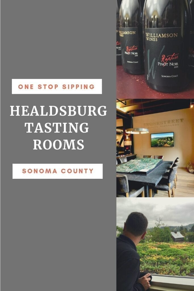 You can spend days sipping through the two dozen+ Healdsburg tasting rooms. Here we have the must-sip ones, paired with restaurants and hotels for a well-rounded wine country getaway.
