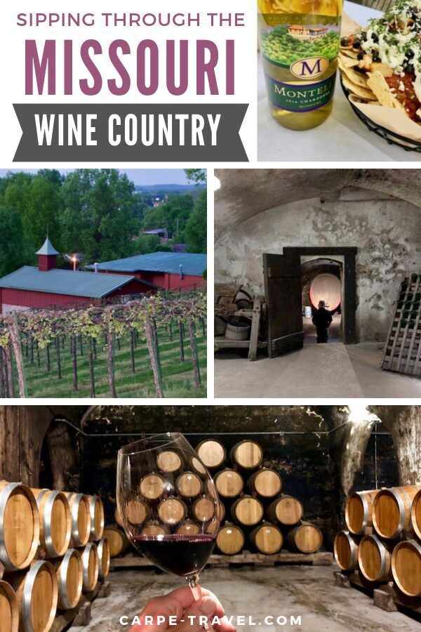 The Ultimate Guide to wine tasting in the Missouri Wine Country