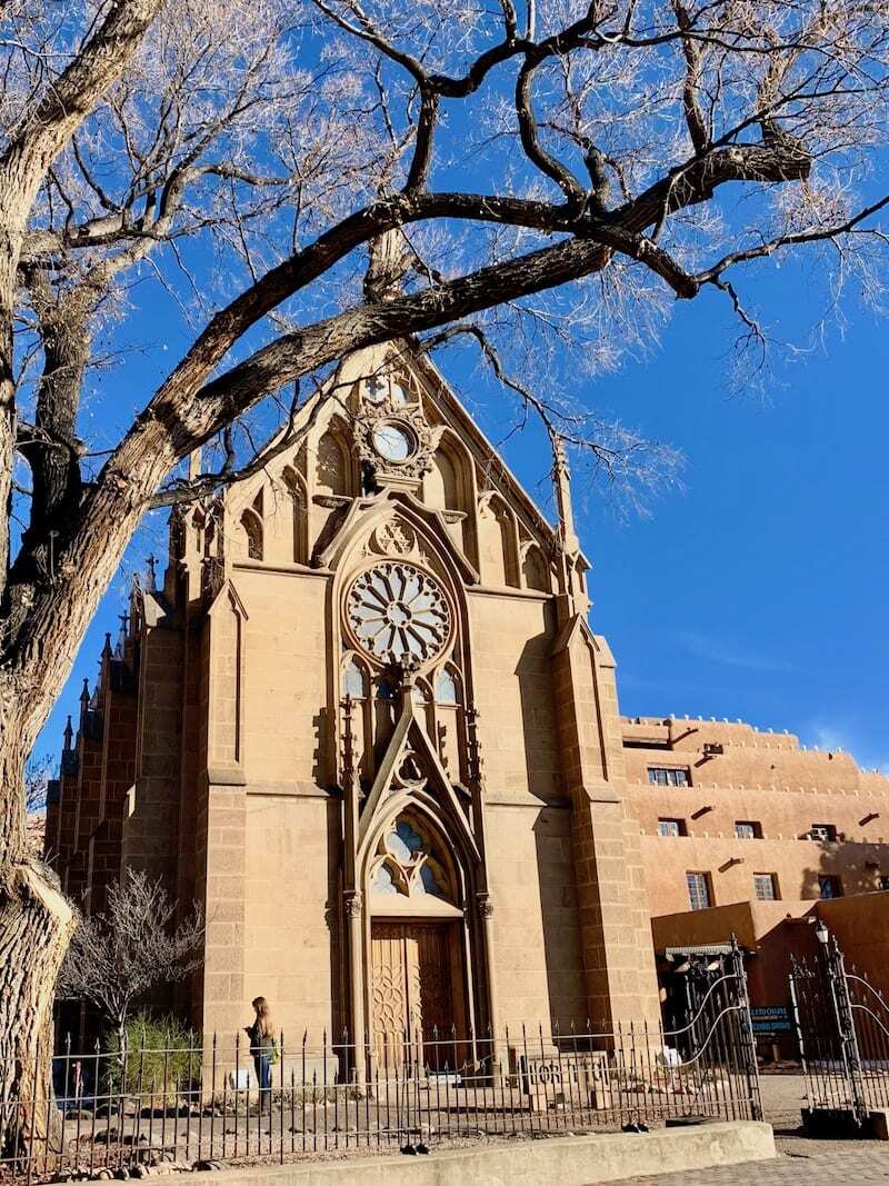 The Loretto Chapel is one of the top things to do in Santa Fe