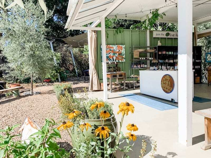 Things to do in Santa Ynez Valley - olive oil tasting at Global Garden