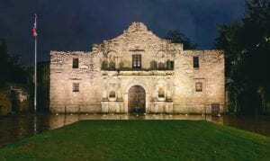 Things to do in San Antonio - The Alamo