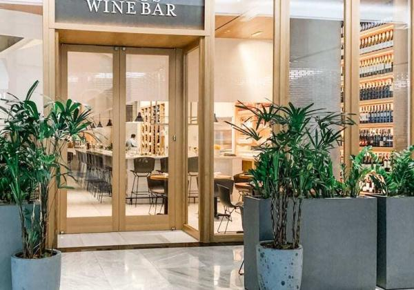 Milos Wine Bar is a great NYC wine bar to sip in.