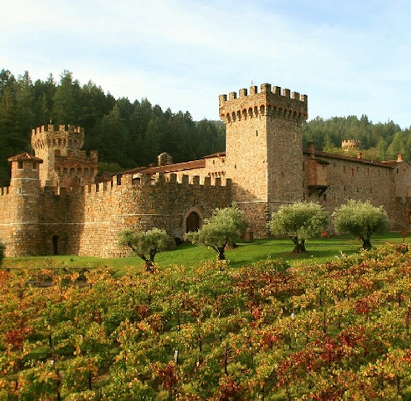 Castello di Amorosa, a great family friendly winery in Napa Valley