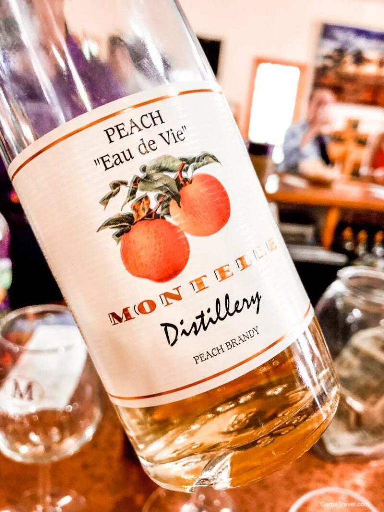 Montelle Winery in Missouri is also home to a distillery