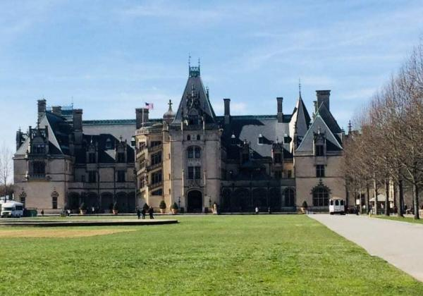 The Biltmore Winery, a top winery in North Carolina
