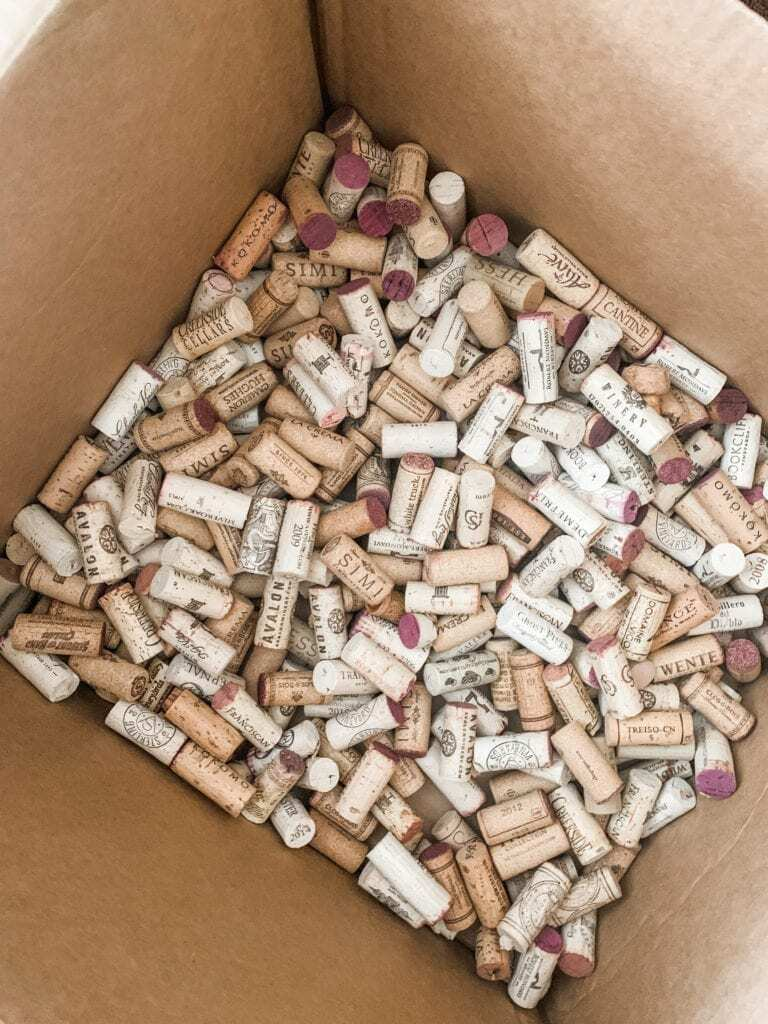 Recycling Corks is a great way to be a sustainable wine lover.