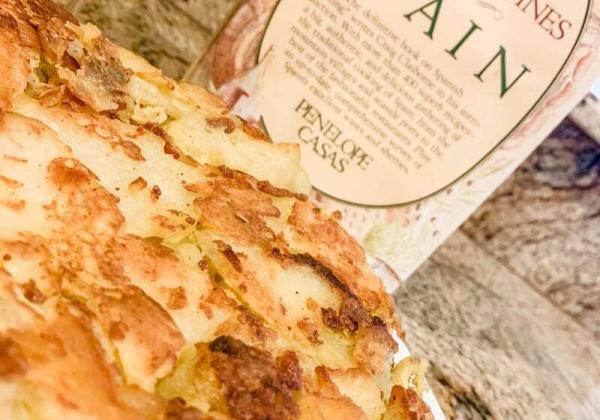 Food and wine pairing for Tortilla Espanola