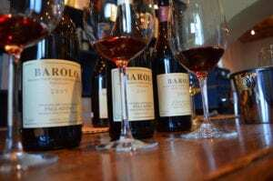 Barolo wine pairing tips