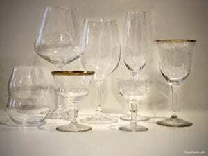 Why are there so many different sized wine glasses?