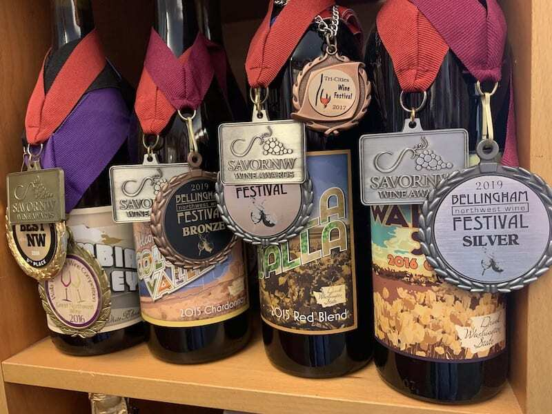 Eternal Wines in a must visit winery in the Walla Walla Airport District