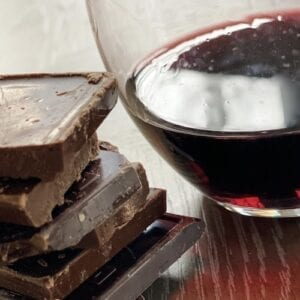wines to pair with chocolate