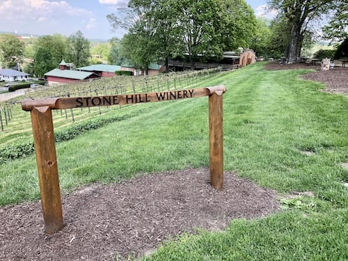 Wineries in Missouri - Stone Hill Winery