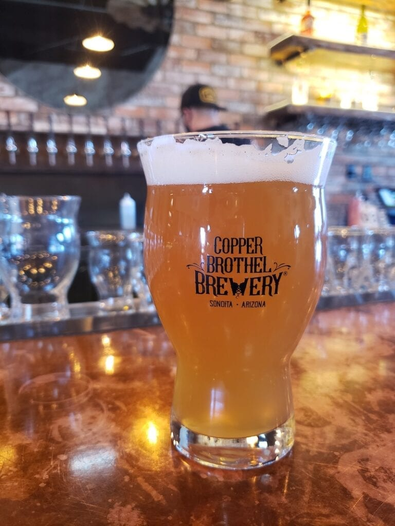 Things to do in Sonoita - ooper Brothel Brewery