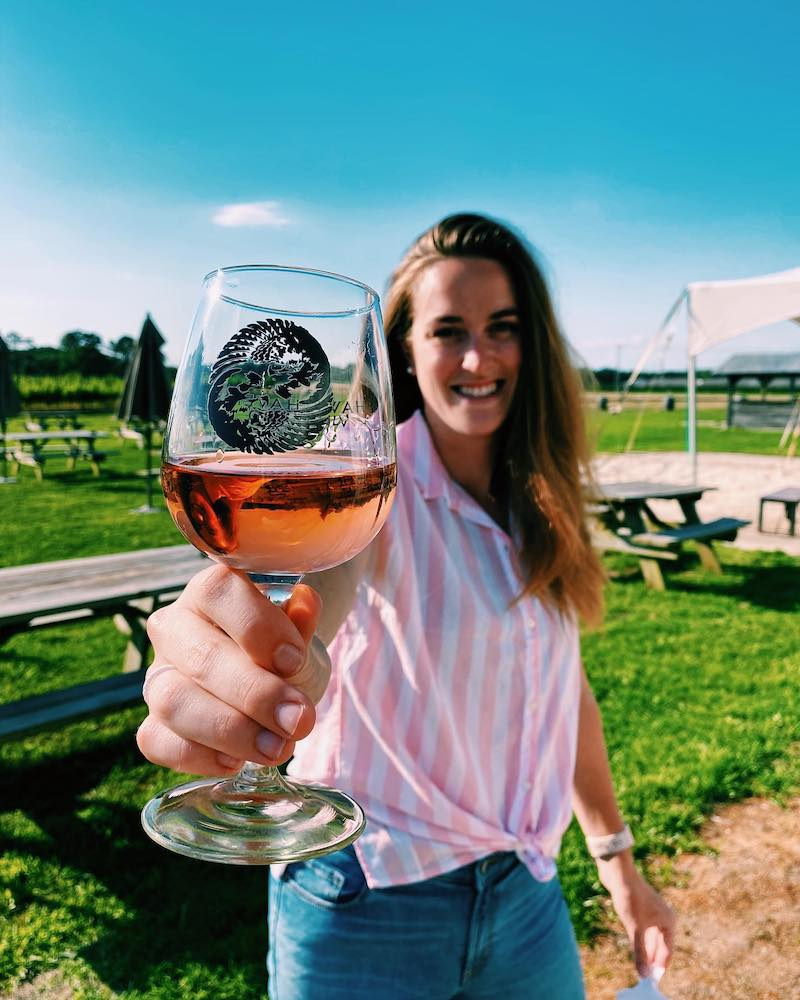 Hawk Haven Vineyard and Winery in New Jersey