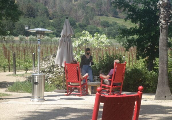 Wineries in St Helena and Calistoga not to miss