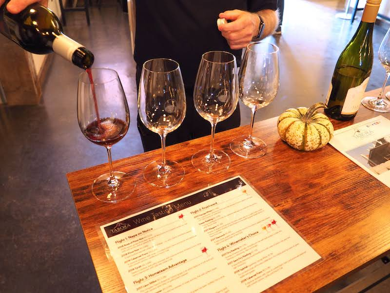 Wineries in the Finger Lakes - Tabora Winery