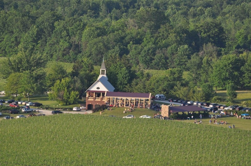 Ohio Wineries - South River Winery